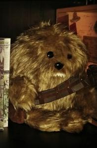 UrbanistaAtHome.com - Bookshelf Chewbacca