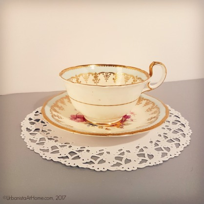 UrbanistaAtHome.com - Teacups