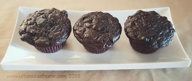Chickpea Flour Besan Garbanzo Bean Muffins 123 - Urbanistaathome.com 2018